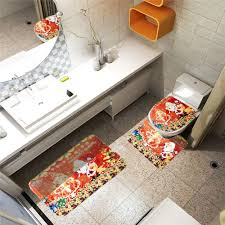 Christmas Bathroom Rugs by Online Get Cheap Orange Bathroom Rug Aliexpress Com Alibaba Group
