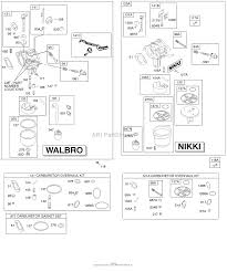 briggs and stratton 31f707 0112 e1 parts diagram for camshaft
