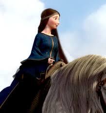 Merida Halloween Costume Disney Brave Queen Elinor Disney Characters Princesses Princes