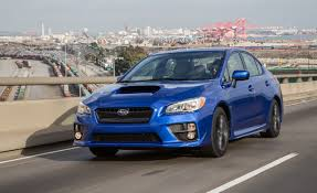 2015 subaru wrx sedan manual test u2013 review u2013 car and driver