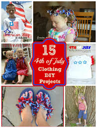 what to wear fourth of july 15 diy clothing projects free