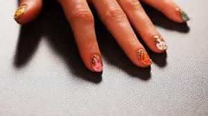 how to paint ice cream scoop nail design howcast the best how
