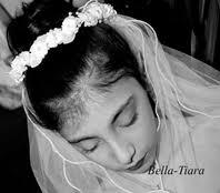 communion headpiece communion headpieces communion veils communion tiara
