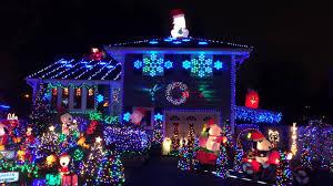 snoopy u0027s christmas wonderland 2014 christmas lights youtube