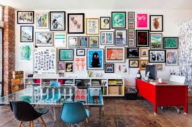 how to make your gallery wall unique
