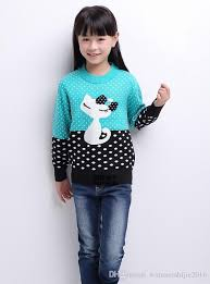 s sweater patterns 2016 autumn and winter version of the children s