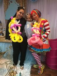 clown balloon balloon twisting hire a balloon johie the clown