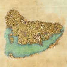 Stonefalls Ce Treasure Map Tes Online Map Of Stormhaven