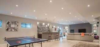 gym pictures of finished basements basement renovations finishing