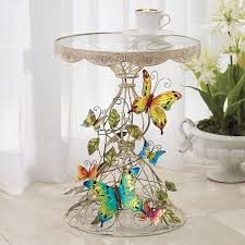 butterfly garden table furniture home decor and home