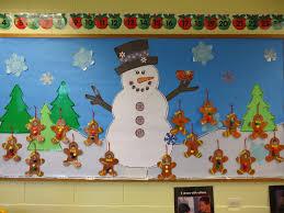 preschool mount prospect gingerbread ornaments snowman