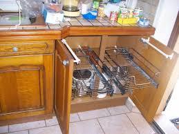 panier coulissant pour meuble de cuisine tiroir coulissant pour cuisine cuisinez pour maigrir