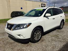 nissan pathfinder on 24s 2015 nissan pathfinder s 24500 miles used cars pre owned new