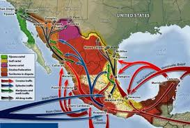 Culiacan Mexico Map by Drug Cartel It Don U0027t Matter