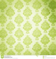 vintage wallpaper with floral design stock photo image 6803900