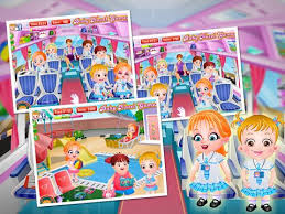 Baby Hazel Room Games - baby hazel joins her friends for a picnic tour go along