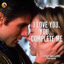 Tom Cruz Meme - tom cruise in jerry maguire i love you you you complete me