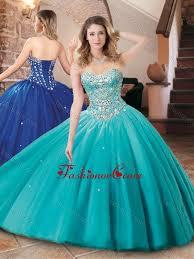 aqua quinceanera dresses lovely big tulle aqua blue quinceanera dress with beading