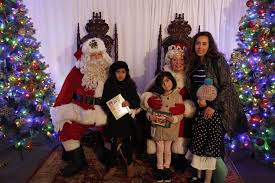 christmas in the park kicks off cicero holiday season u2013 town of