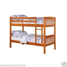 cheap bunk beds on sale for girls boys kids twin pine discount