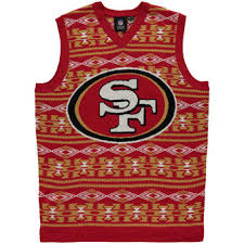 san francisco 49ers sweaters light up sweaters
