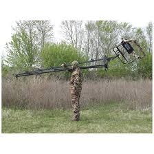 sniper sentinel 13 swivel tripod deer stand 663266 tower