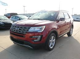 new 2017 ford explorer xlt tulsa ok bob hurley ford