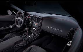 Corvette C6 Interior Chevrolet Corvette C6 Zr1 Centennial Edition 2012