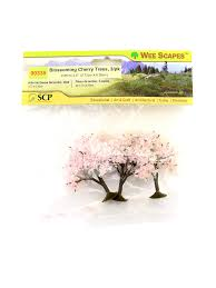 wee scapes architectural model trees misterart