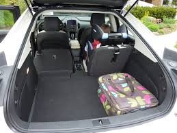 nissan leaf trunk space carseatblog the most trusted source for car seat reviews ratings