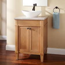 All Wood Vanity For Bathroom by Exclusive Bathroom Vanity With Vessel Sink U2014 The Homy Design