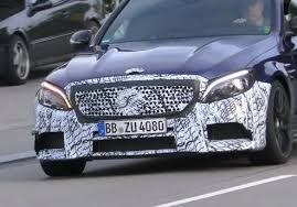 mercedes c63 wagon 2018 mercedes amg c63 wagon spied for the looks nearly
