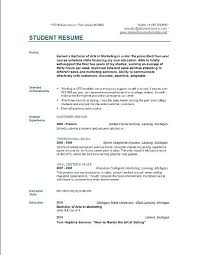 resume sles with no work experience resume resume builder for no work experience easy maker resume