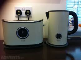 Next Toaster Matching Cream Kettletoaster Microwave Set From Next For Sale In