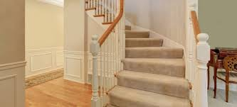 Restaining Banister Remove And Replace An Old Stair Banister Doityourself Com