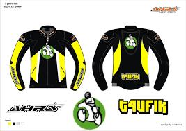 desain jaket racing iseng mendesain jaket biker tmcblog com