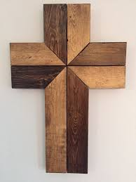 wood crosses for crafts wood wall cross wood cross cross wall by kinnixindustrial