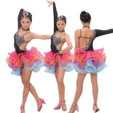 robe de mariã e pas chã re pas cher manches longues fille enfants robe de danse latine