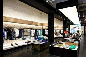 layout zara store i visited this james perse boutique in hollywood and loved