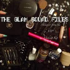 the glam squad files memoirs from the vip makeup kit