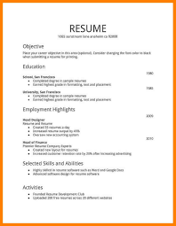 resume format on word resume format for freshers free in ms word profesional