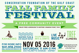 conservation foundation fall family festival 2016