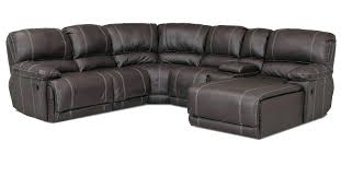 Leather Sofa Recliner Electric Marvelous Leather Sofa With Recliner Sectional Sofas Recliner With
