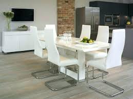 modern white round dining table contemporary kitchen tables contemporary kitchen table tables