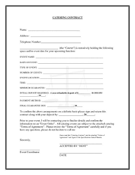 catering contract catering contract catering contract name