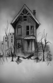 drawing of a house warm home design
