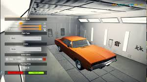car mechanic simulator 2018 painted the charger and working on