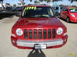 silver jeep patriot 2007 2007 inferno red crystal pearl jeep patriot limited 57694975