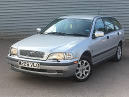 2000 volvo v40 xs 1 8 engine estate brand new mot u0026 service