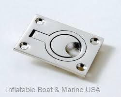 marine cabinet hardware pulls amazon com boat lift pull ring hatch locker cabinet drawer 2 1